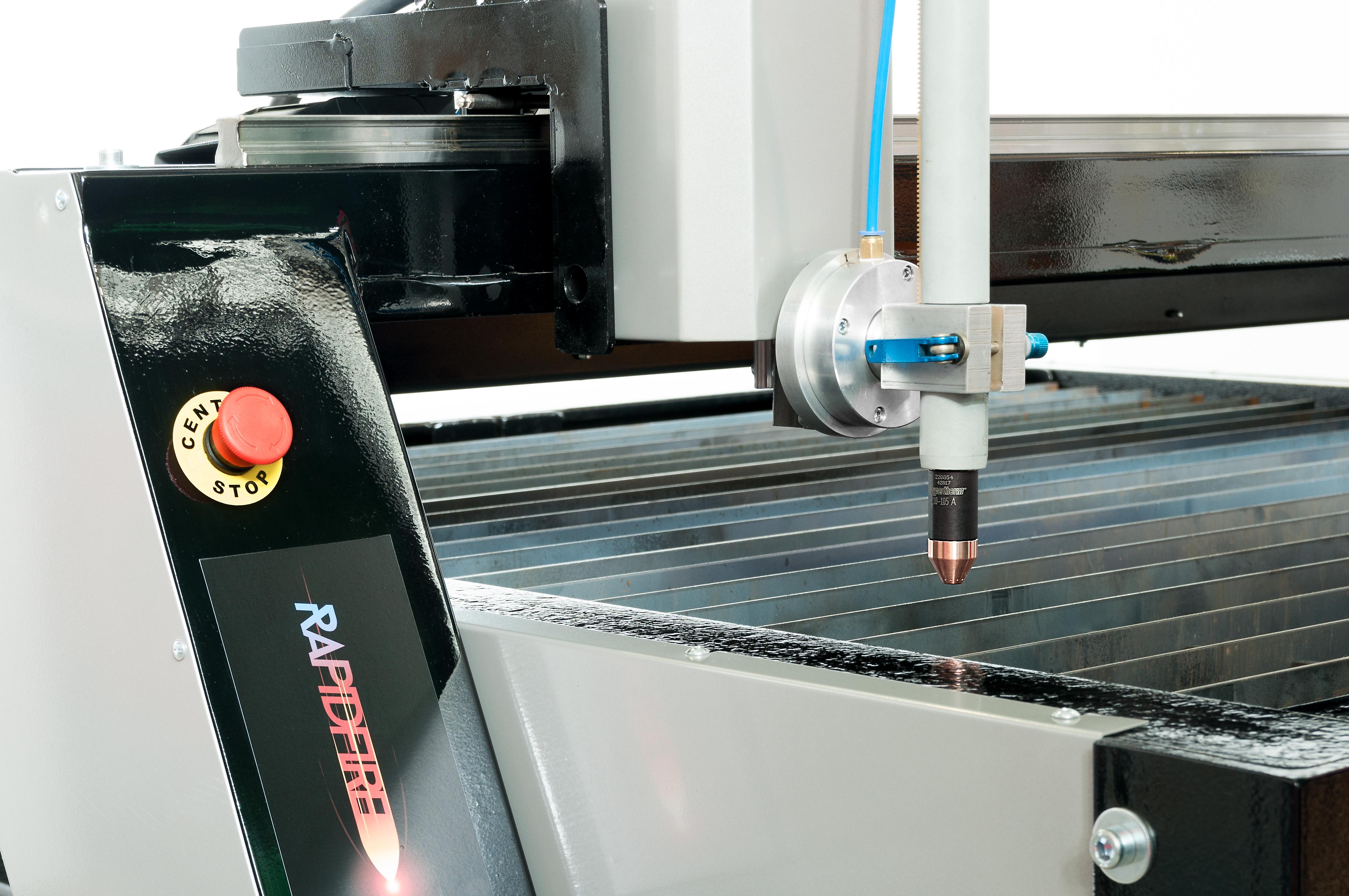 Wspaniały KOWAL CNC | Rapidfire – maszyny CNC, laser, plazma BF11