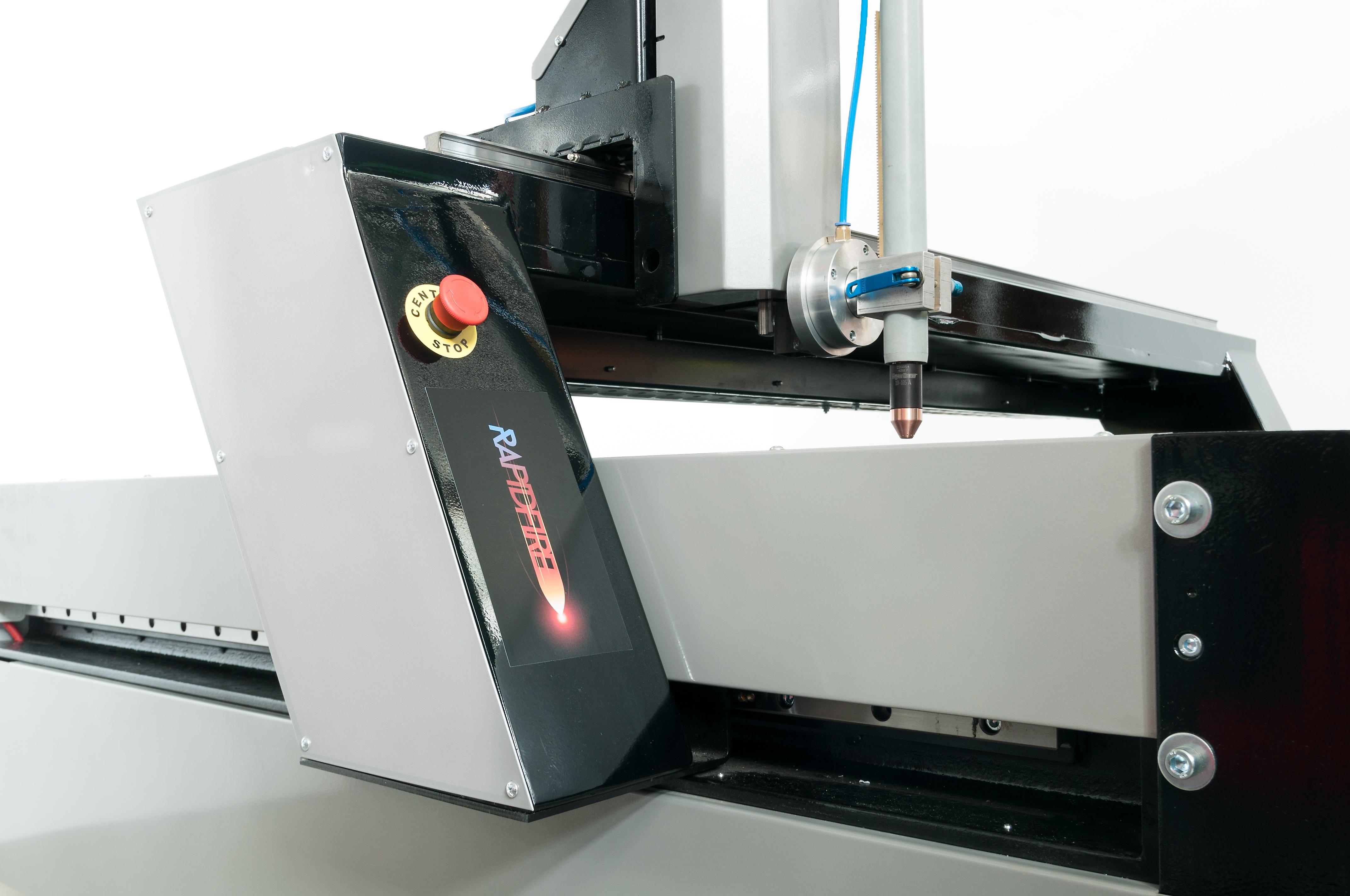 Wybitny KOWAL CNC | Rapidfire – maszyny CNC, laser, plazma ZM69